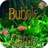 Aqua Bubble Shooting Game
