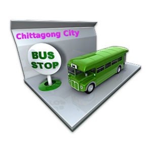 Chittagong City Bus Stops