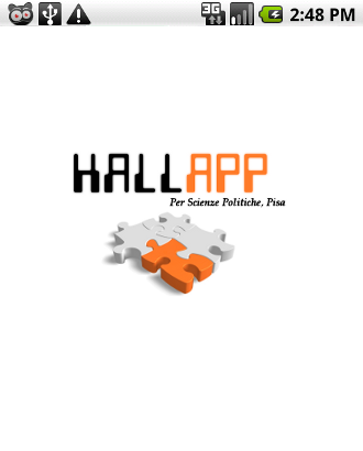 Hall App