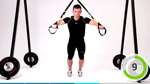 Virtual Trainer Suspension