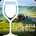 Tuscany Wine Roads icon