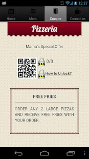 Pizza Restaurant App- screenshot thumbnail