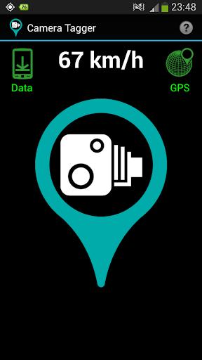 Camera Tagger Speed Camera