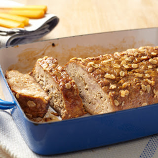 Oatmeal Meatloaf.