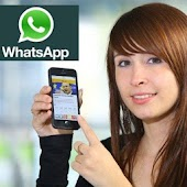 WhatsApp for Tablet,PC & iPad