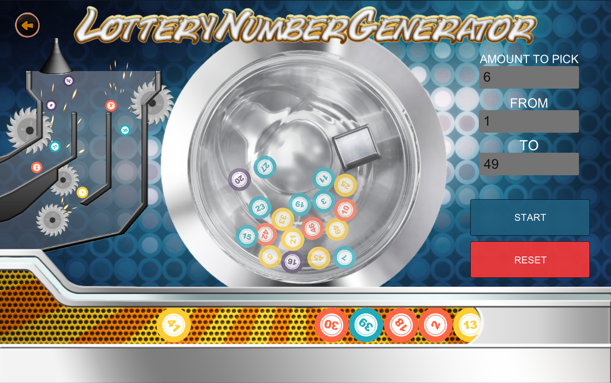 vinnande lotteri nummer