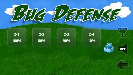 Bug Defense- screenshot thumbnail