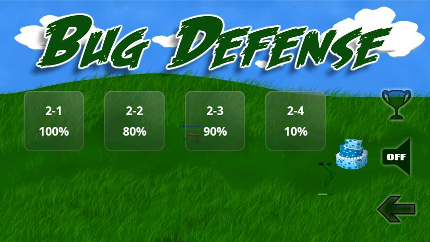 Bug Defense- screenshot