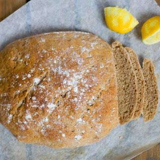 Lemon Spelt Bread.