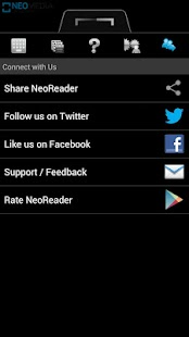 NeoReader QR & Barcode Scanner - screenshot thumbnail