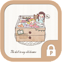 My dolls in the old drawer icon
