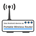 Portable Wi-Fi Router - Free icon