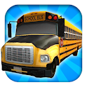 Bus Race Highway 3D Driving icon