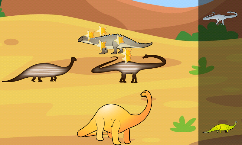 Dinosaur Games for Toddlers- screenshot