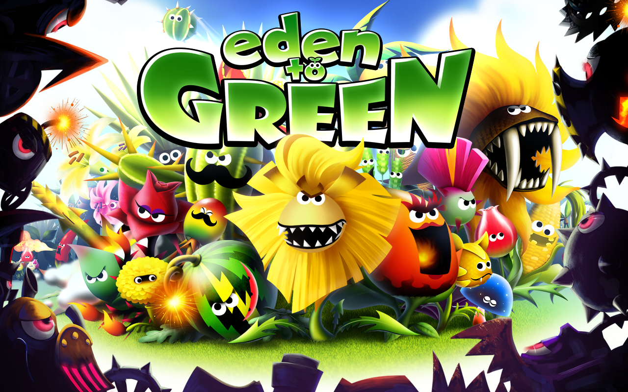 Eden to Green - screenshot