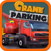 Construction Crane parking 3D