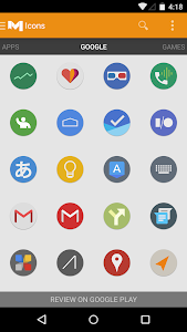 Merus - Icon Pack v3.0