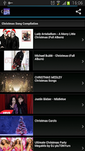 Christmas Songs for Holiday - screenshot thumbnail