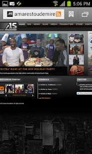 Amare Stoudemire - screenshot thumbnail