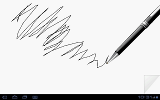 Screenshot of Piece Of Paper