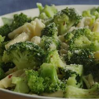 Cavatelli and Broccoli