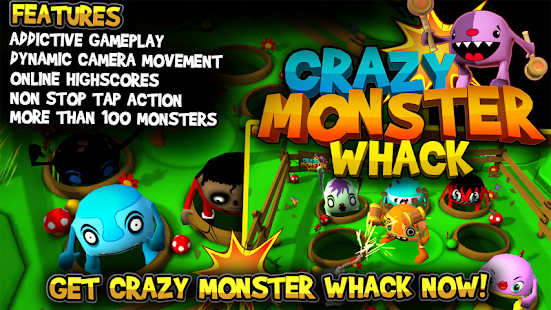 Crazy Monster Whack - screenshot thumbnail