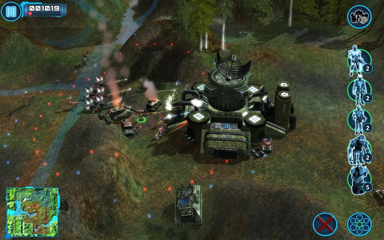 Z Steel Soldiers- screenshot