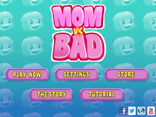 Mom vs Bad Pro