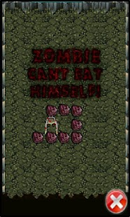 Zombie Cave (SNAKE)- screenshot thumbnail