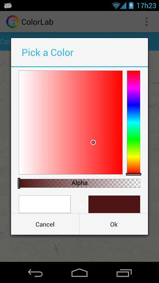 Color Lab - screenshot