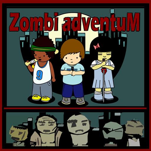 Zombi Adventum LOGO-APP點子