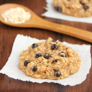 Blueberry Oatmeal Cookies.
