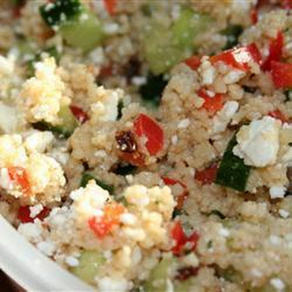 Couscous Cucumber Salad Recipe