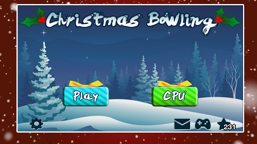 3D Christmas Bowling - Free