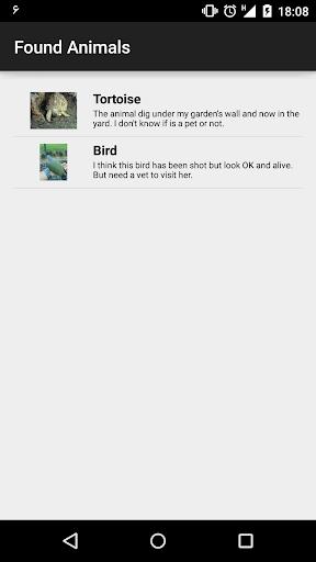 【免費生活App】PetFound-APP點子