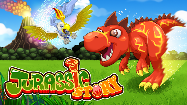 Jurassic Story apk screenshot