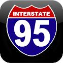 I-95 Exit Guide logo