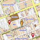 Melbourne Amenities Map icon