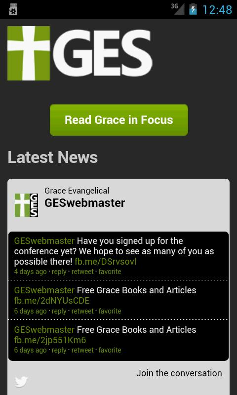 Grace in Focus - screenshot