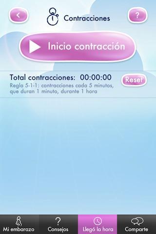 Mi embarazo al día- screenshot