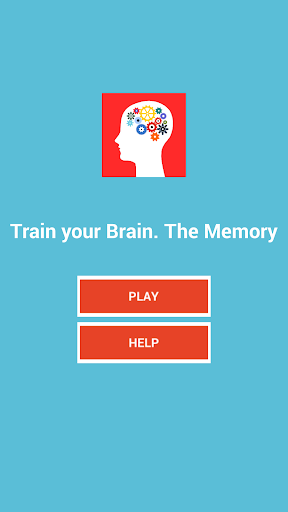 Train your Brain. The Memory
