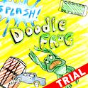 Doodle Frog trial logo