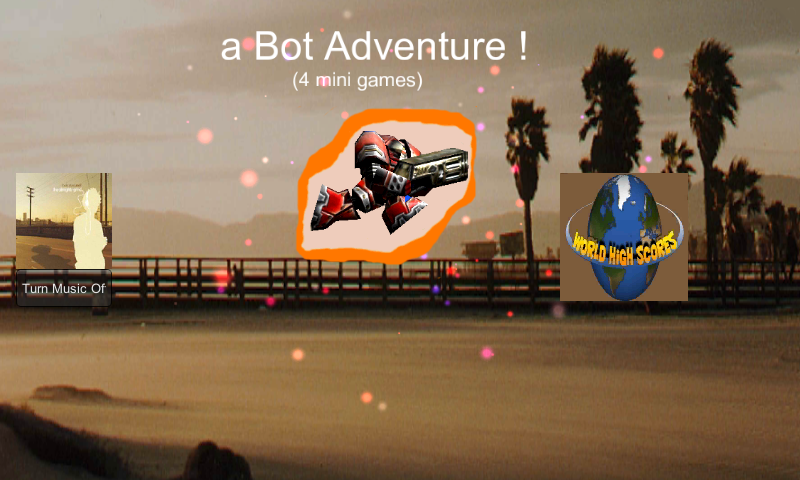 a Bot Adventure - screenshot