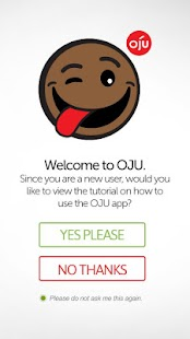 oju emoticon app- screenshot thumbnail