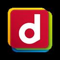 dメニュー logo