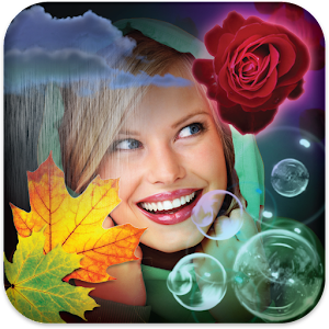 Photo Decorator Wallpaper Icon