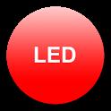 LED Text icon