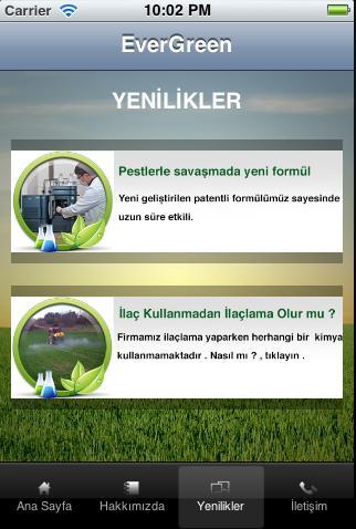 玩商業App|Evergreen Mobil Uygulaması免費|APP試玩