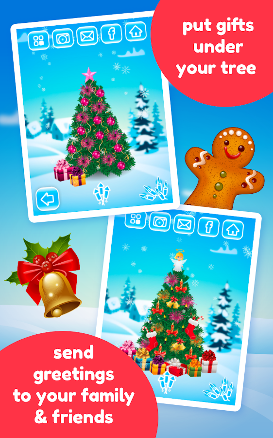 Christmas Tree Fun- screenshot