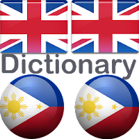 Tagalog Filipino English  Dict